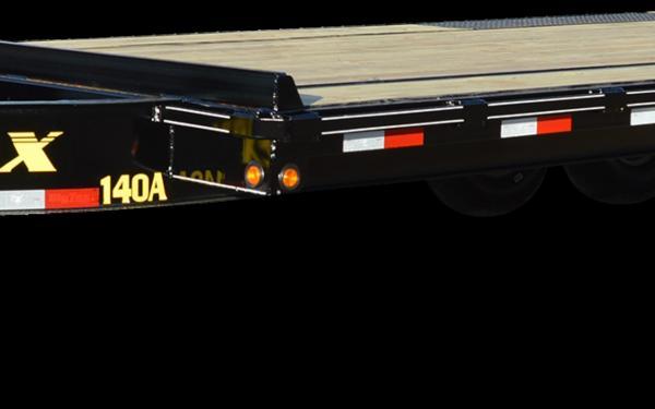 Big Tex 14OA-16 Heavy Duty Over the Axle Bumper Pull