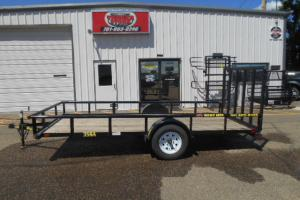 **RENTAL TRAILER** 14' SINGLE AXLE UTILITY TRAILER FOR RENT - $65/DAY - WEEKEND, WEEKLY & MONTHLY RATES AVAILABLE