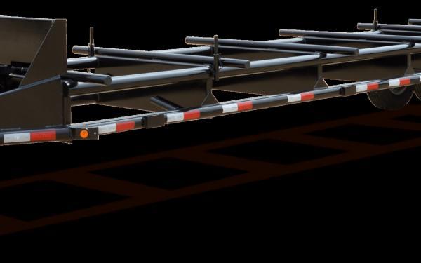 Big Tex 12PT-32 Tandem Axle Pipe Transport