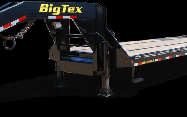 Big Tex 3XGN-20+5* Super Duty Tandem Dual Gooseneck