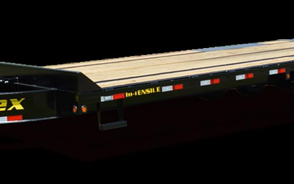 Big Tex 14PH-20+5 Tandem Axle Pintle Hitch