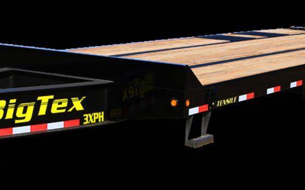 Big Tex 3XPH-20+5* Super Duty Tandem Dual Pintle
