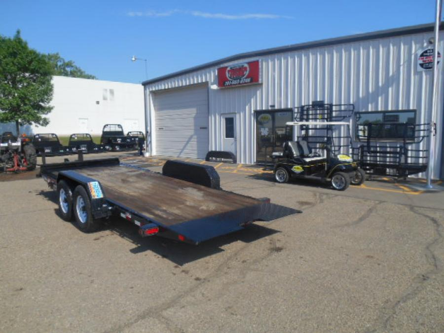 20' Full Tilt Rental Trailer - $99/Day - WEEKEND, WEEKLY & MONTHLY RATES AVAILABLE