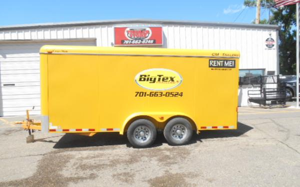 **RENTAL TRAILER** 16' ENCLOSE TRAILER RENTAL $99/DAY - WEEKEND, WEEKLY & MONTHLY RATES AVAILABLE