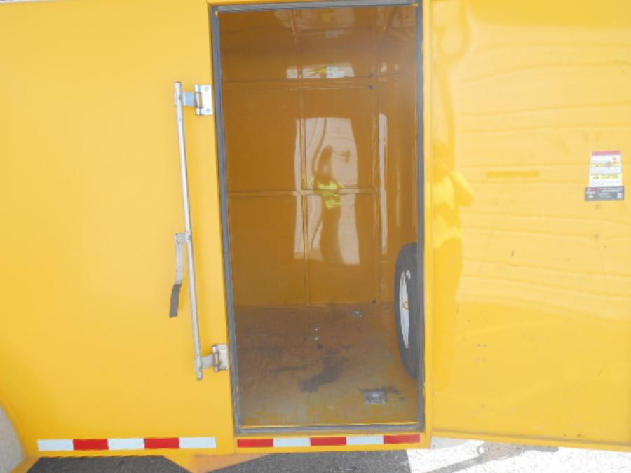 16' ENCLOSE TRAILER RENTAL $99/DAY - WEEKEND, WEEKLY & MONTHLY RATES AVAILABLE
