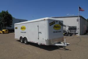 **RENTAL TRAILER** 20' ENCLOSED TRAILER RENTAL $129/DAY - WEEKEND, WEEKLY & MONTHLY RATES AVAILABLE
