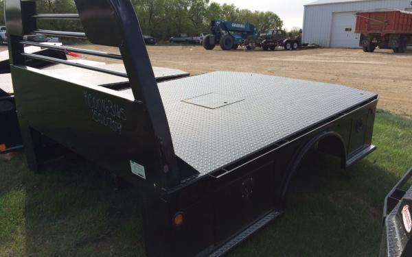 SK CM Model Truckbed