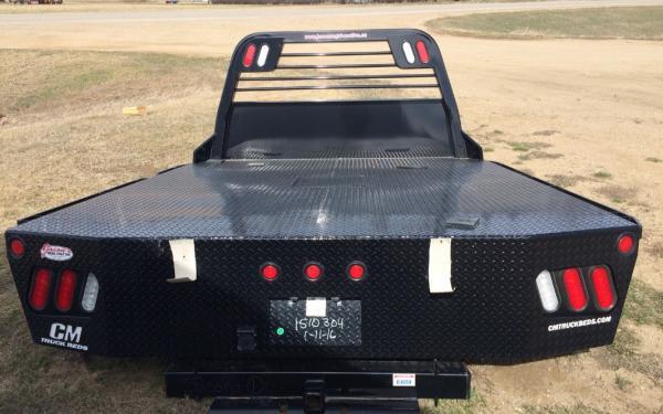 RD Model CM Truck Bed