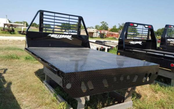 Hillsboro 81x102 Truckbed