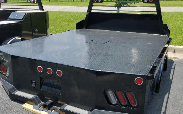 "Norstar ST model Truck Bed- 84"" bed"