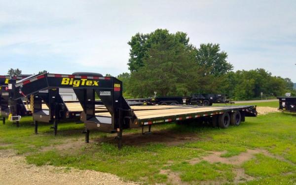 Big Tex 22GN,102x 20+5 MegaRamps,Black