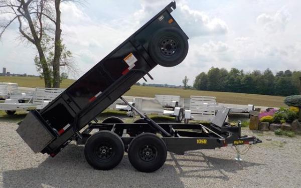 10SR Pro Series Tandem Axle Single Ram Dump