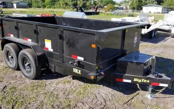 10LX Pro Series Axle Extra Wide Dump