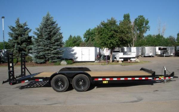 10ET Pro Tandem Axle Equipment