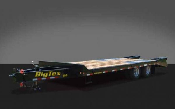 20ED/AD Pintle Equipment Transport