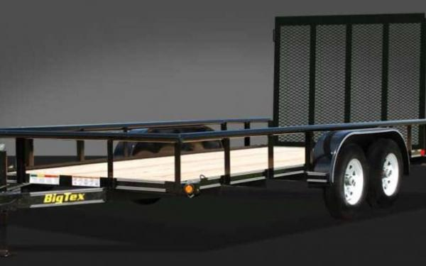 45SS Economy Tandem Axle Pipe Top Utility