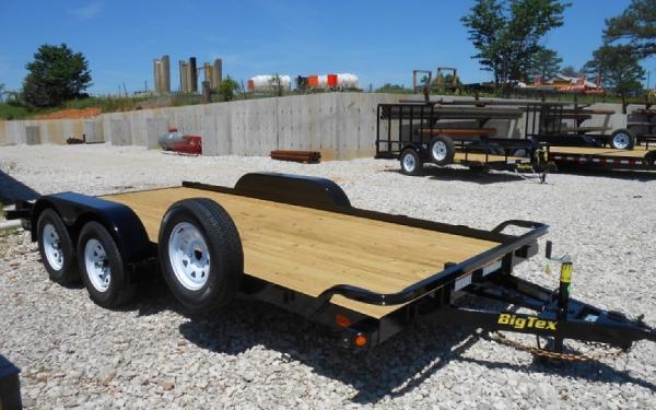 Big Tex 70CH-20 Tandem Axle Car Hauler