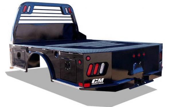CM SK Steel Skirted Truck Bed