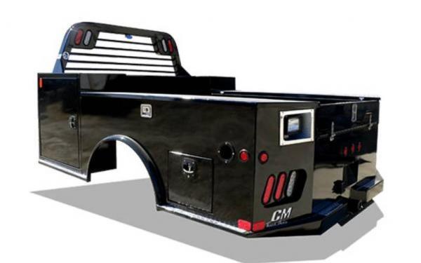 CM TM Steel Tradesman Truck Bed