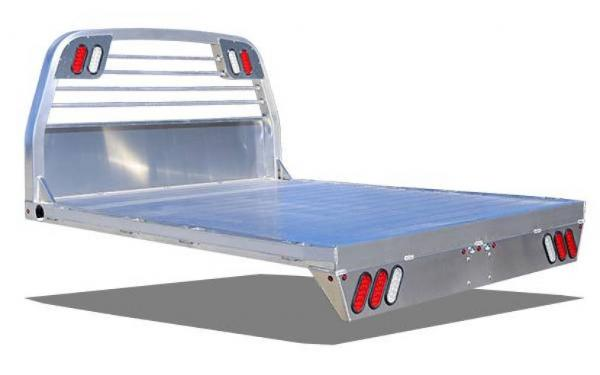 AL RS Aluminum Rail Side Truck Bed