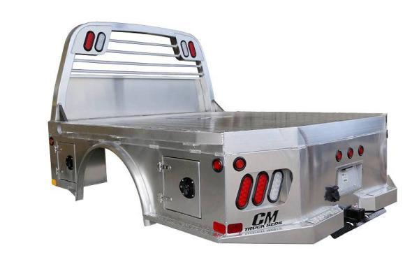 AL SK Aluminum Skirted Truck Bed