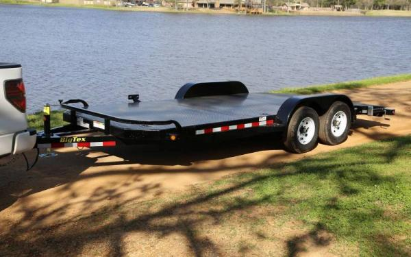 Big Tex 22' Pro Series Diamond Back Hauler