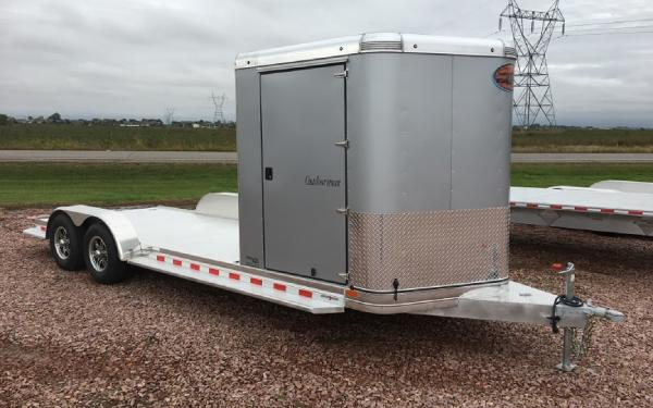 2018 Sundowner Outdoorsman 22' Aluminum Trailer #6823