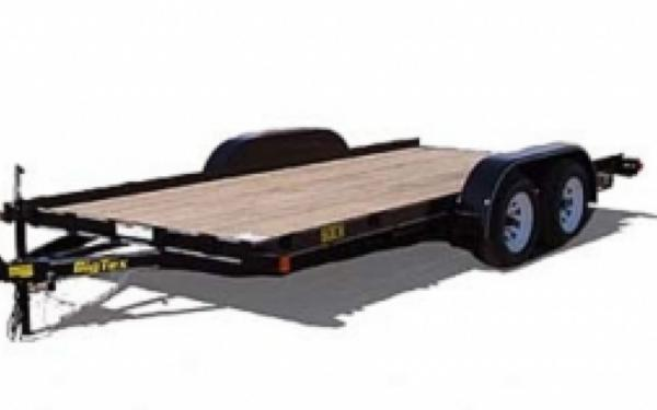60CH Big Tex Tandem Axle Car Hauler