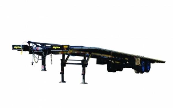 Big Tex Tandem Dual Gooseneck Auto/Combo Transport