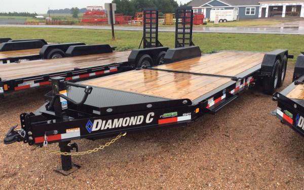 Diamond C 48HDT 22 ft