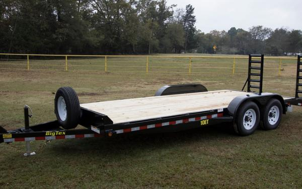 "10ET-83"" x 18 Pro Series Tandem Axle Equipment Trailer"