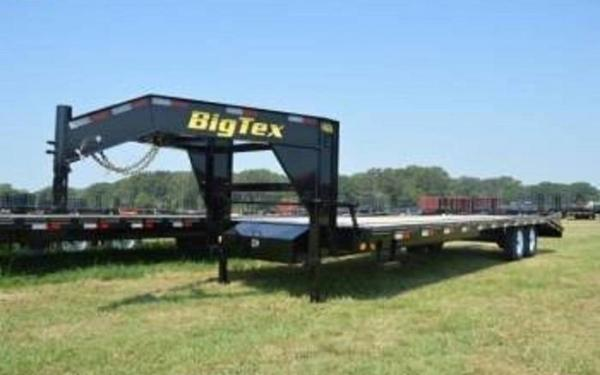 2016 Big Tex Tandem Axle Trailer