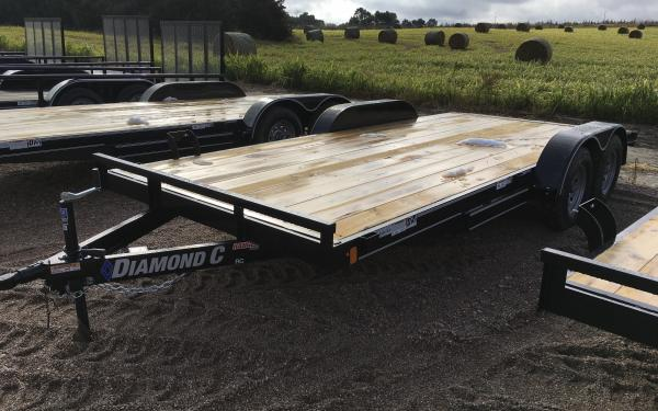 Diamond C RC 18 ft