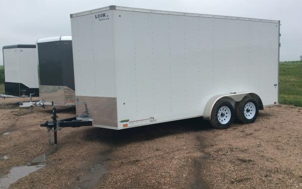 Look Trailers ST 7x16'