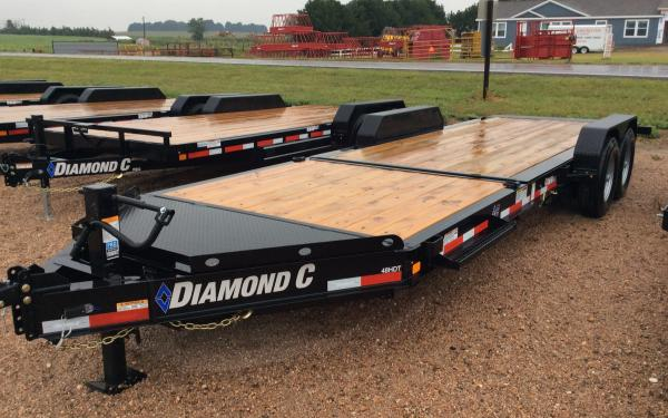 Diamond C HDT 22 ft