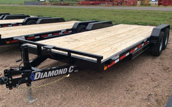 Diamond C REQ 20 ft