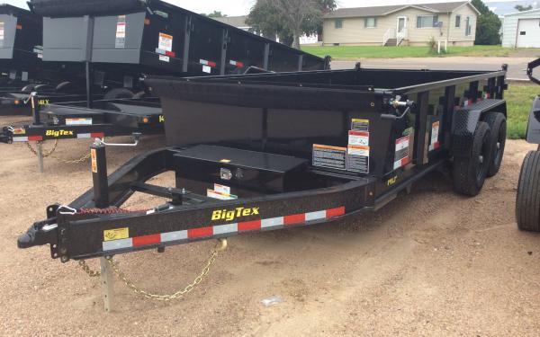 Big Tex 14LP 14'