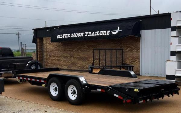 Big Tex 14K 20' Equipment Trailer