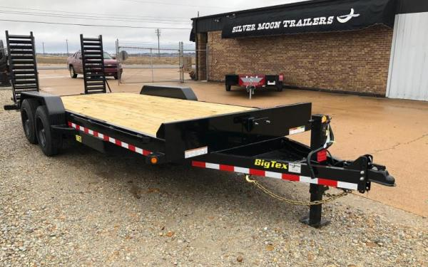 Big Tex 16k Equipment Trailer