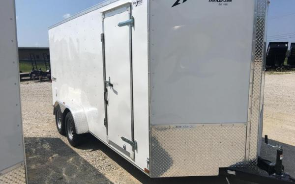 Homesteader 7x16 Cargo