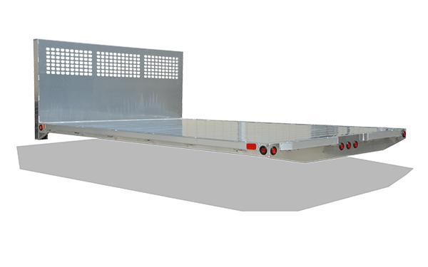 CM Truck Beds Aluminum AL PL Truck Bed