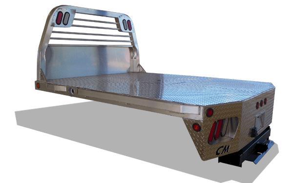 CM Truck Beds Aluminum AL RD Truck Bed