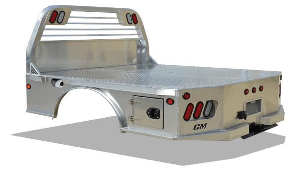 CM Truck Beds Aluminum AL SK Truck Bed
