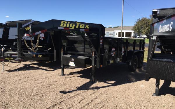 Big Tex 14GX Gooseneck