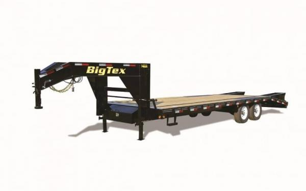 20' Big Tex Gooseneck Trailer