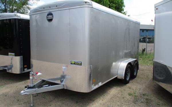 RF71 Road Force 7 x 14 Tandem Axle Enclosed Trailer by Wells