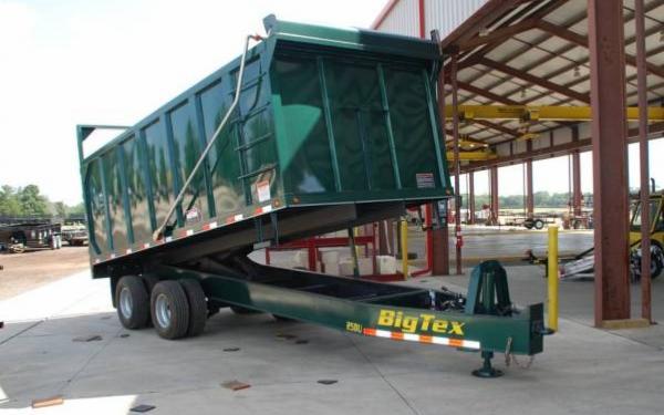 Big Tex 25DU-18 Gooseneck