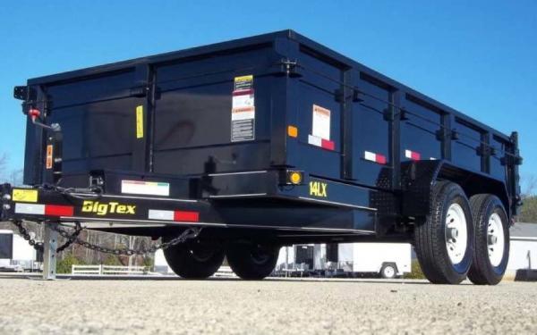 Ottawa Trailer Sales >> 14 Big Tex Low Profile Dump Trailer Ottawa Valley Trailer