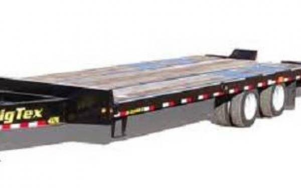 Big Tex 14PH-20 Flatbed