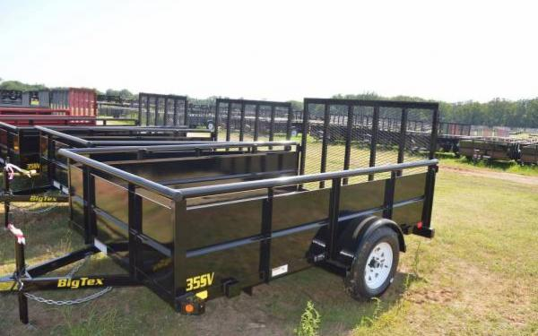 Ottawa Trailer Sales >> Big Tex 35SV-12 Single Axle | Ottawa Valley Trailer Sales in Arnprior, ON